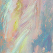 Sunshine Angel Art Print