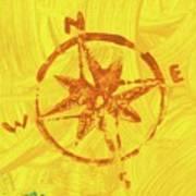 Sunshine Directions Art Print