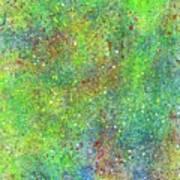 Super Star Clusters Universe #542 Art Print