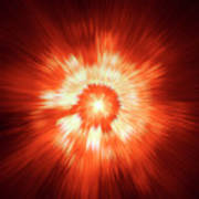 Supernova 2 Art Print