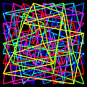 Supreme Sudoku1 - Negation Art Print
