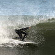 Surfing 151 Art Print