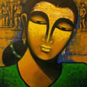 Sursundari 3 Art Print