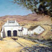 Sutro Nevada Art Print by Evelyne Boynton Grierson