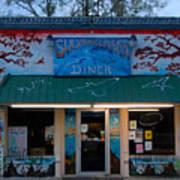 Suwannee River Diner Art Print