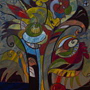Suzane Art Print