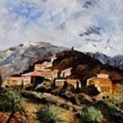 Suzette Provence  Art Print