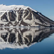 Svalbard Reflection 2 Art Print
