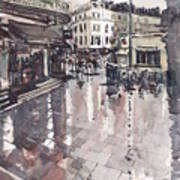 Sw7 London Art Print