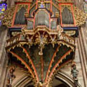 Swallows Nest Grand Organ Art Print