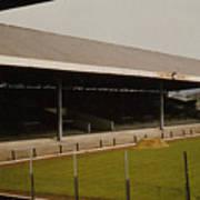 Swansea - Vetch Field - South Stand 2 - 1970s Art Print