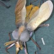 Swatter Bee Art Print