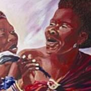 Swaziladies Art Print