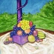 Sweet Bounty Art Print