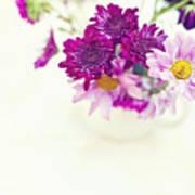 Sweet Bouquet Art Print