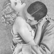 Sweet Caress Art Print