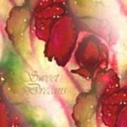 Sweet Dreams Art Print by Melodye Whitaker