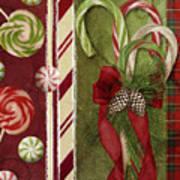 Sweet Holiday I Art Print