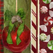 Sweet Holiday II Art Print