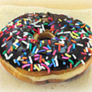Sweet Indulgence - Donut Art Print