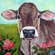 Sweet Matilda Art Print
