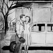 Sweet Memory Art Print
