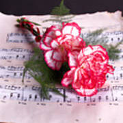 Sweet Music Art Print