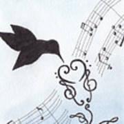 Sweet Symphony Art Print