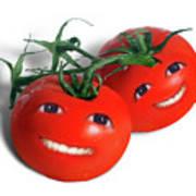 Sweet Tomatoes Art Print