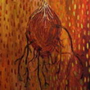 Sweet Tuber Vine Art Print