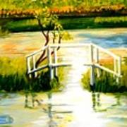Sweetwater Spring Texas Art Print