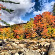 Swift River New Hampshire Art Print
