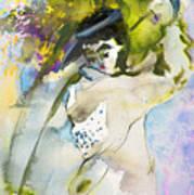 Swinging The Dreams Art Print