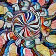 Swirl 12 Art Print
