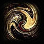 Swirl Design 2 Art Print