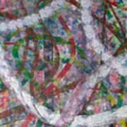 Swirl I Art Print