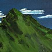 Swiss Alp Art Print