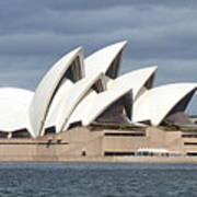 Sydney Opera House Panorama Art Print