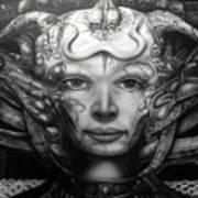 Syfy- Geiger Li Art Print