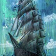 Syfy- Ship Art Print