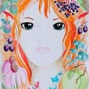 Sygisand Art Print