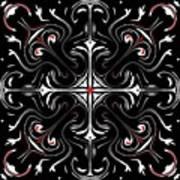 Symmetry 13 Art Print