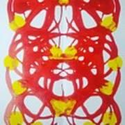 Symmetry 21 Art Print