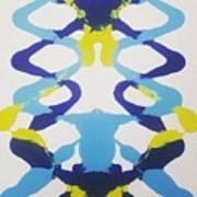 Symmetry 23 Art Print