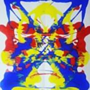 Symmetry  25 Art Print