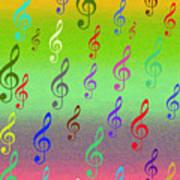 Symphony Of Colors Art Print