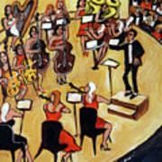 Symphony Art Print