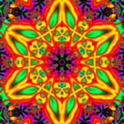 Synergy Art Print