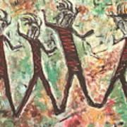 T. M. 9        1 Of 2 Art Print