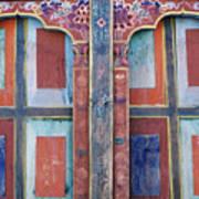 Ta Dzong Museum Art Print